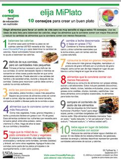 10 CONSEJOS PARA CREAR UN BUEN PLATO