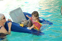 CAN DIALYSIS PATIENTS PARTICIPATE IN SWIMMING?