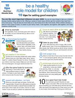 10 tips for setting good examples
