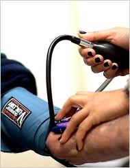 TARGET BLOOD PRESSURE IN DIABETES MELLITUS AND CHRONIC KIDNEY DISEASE